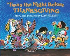 Twas the Night Before Thanksgiving - sm